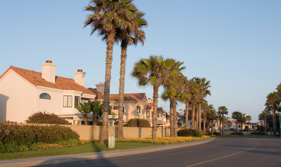 San Diego real estate prices are up.