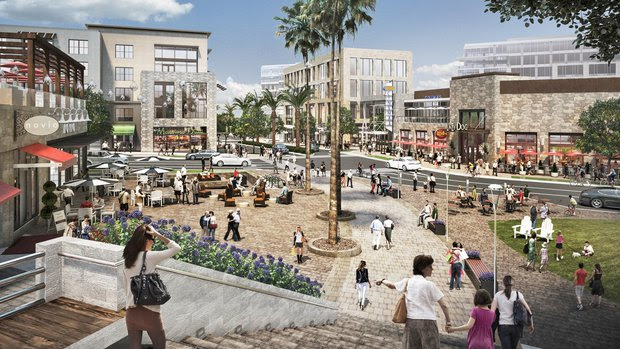 Carmel Valley real estate could get a boost with a new, $1 billion proposed project.