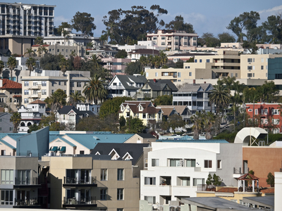 Homes for sale in San Diego are helping to improve the San Diego real estate market.