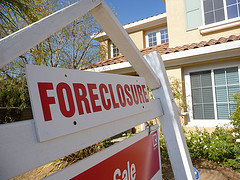 Foreclosures in San Diego at record lows.